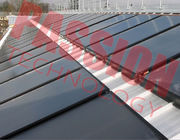 Blue Titanium Flat Plate Solar Collector Pressurized Heating Panel