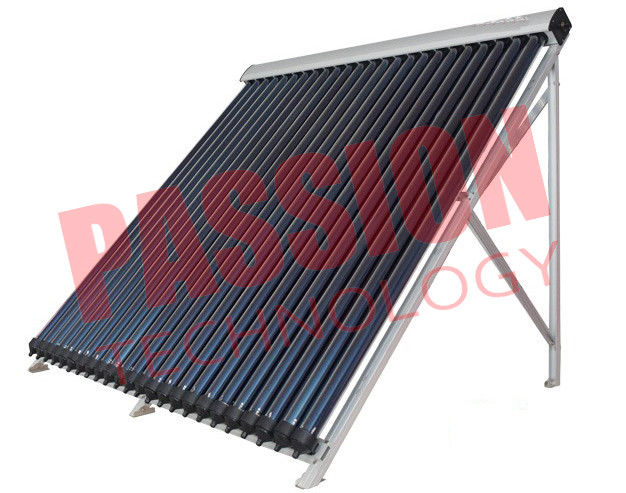 Heat Pipe Solar Collector for Split Heating System