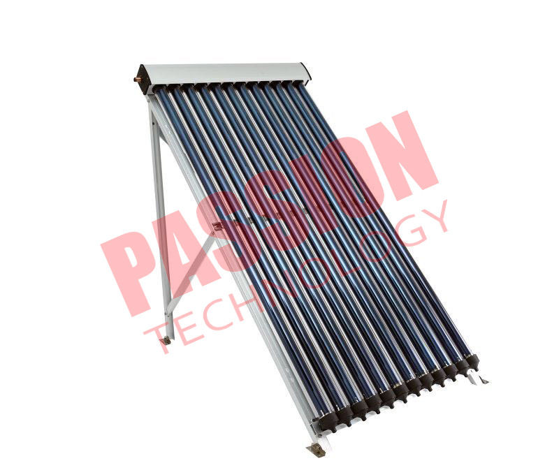 CE Approved 15Tubes Thermal Solar Collector With Aluminium Alloy Frame