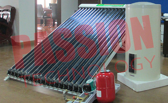 SUS304 Stainless Steel Stainless Steel Solar Water Heater Heat Pipe Solar Collector